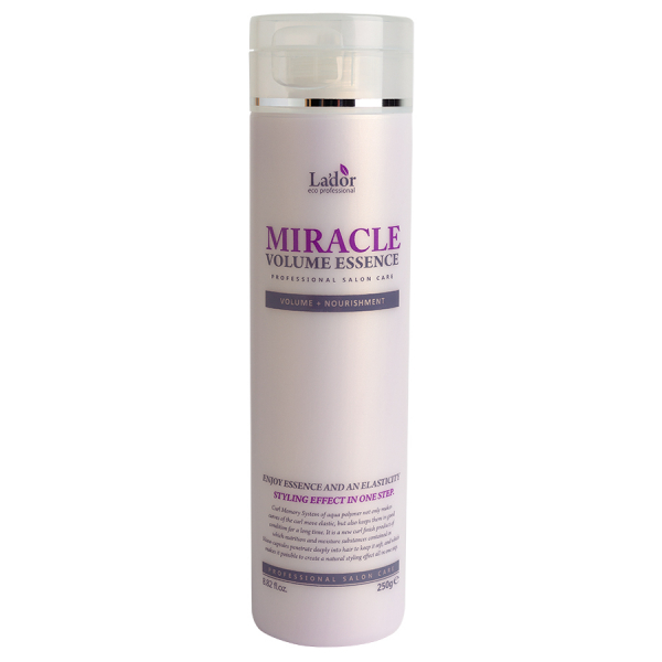 Эссенция для тонких волос250 мл. Lador miracle volume essence