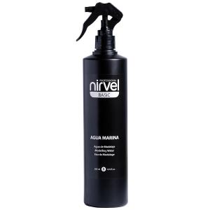 Солевой спрей Nirvel basic Agua marina для моделирования волос.